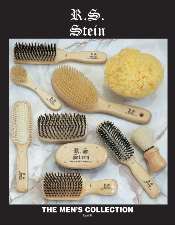 Hot selling hair brush for black men