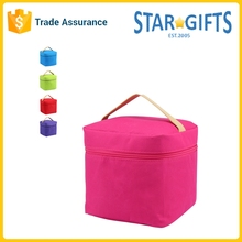 Polyester School Office Use Convenient Insulated Girls Mum Daily Lunch Bag