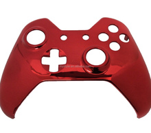 Chrome Controller Housing Front Shell Case For Xbox One Controller