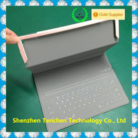 Wireless Bluetooth Keyboard Case 12.9 Ultra Slim Magnetic smart Cover case