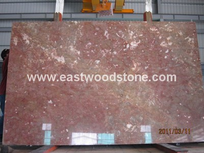 Perlino Rosato Pink marble stone tile pink marble from portugal