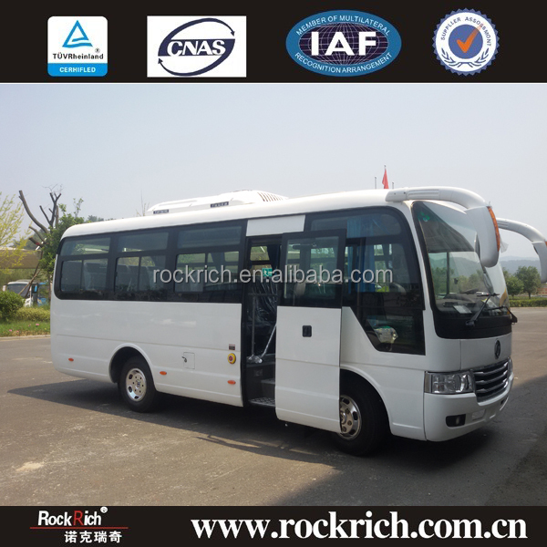 Dongfeng New Model 19-25 Seat Buy In China Coach Bus