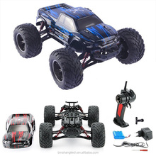 1:12 4wd cross country radio control rc racing monster truck toy with 40km/h speed