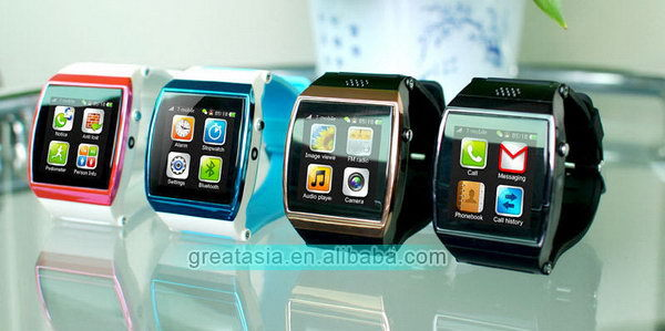 Good quality antique touch screen wrist watch u8 smart phone