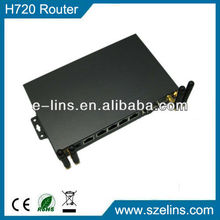 H720 3g cell router with wifi