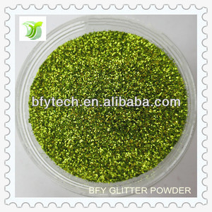 wholesale aluminium heat resistant glitter powder