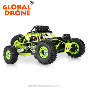 WLtoys 12428 RC Car 4WD 1/12 2.4G 50km/h High Speed Monster Truck Radio Control RC Buggy Off-Road RTR Updated Version For Child