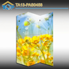 TA13-PAS0458 New Product Canvas Room Divider Curtain