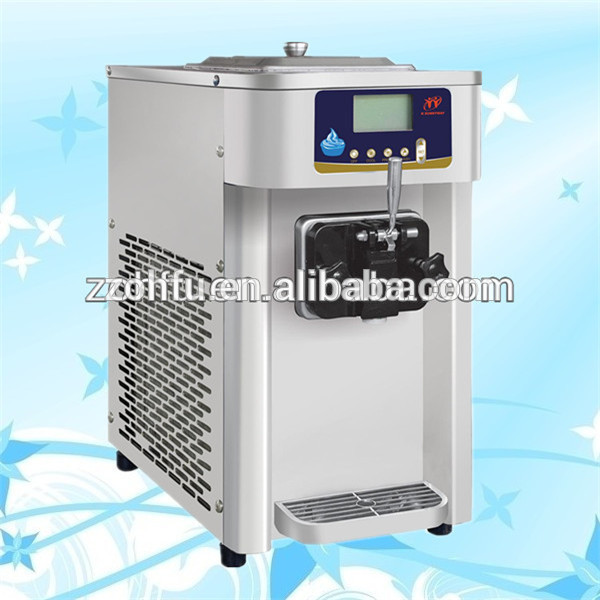 Stainless steel icecream cart machinery ice cream cones used, ice cream container