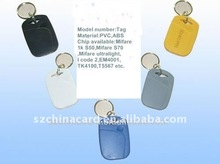 RFID key tag for cars