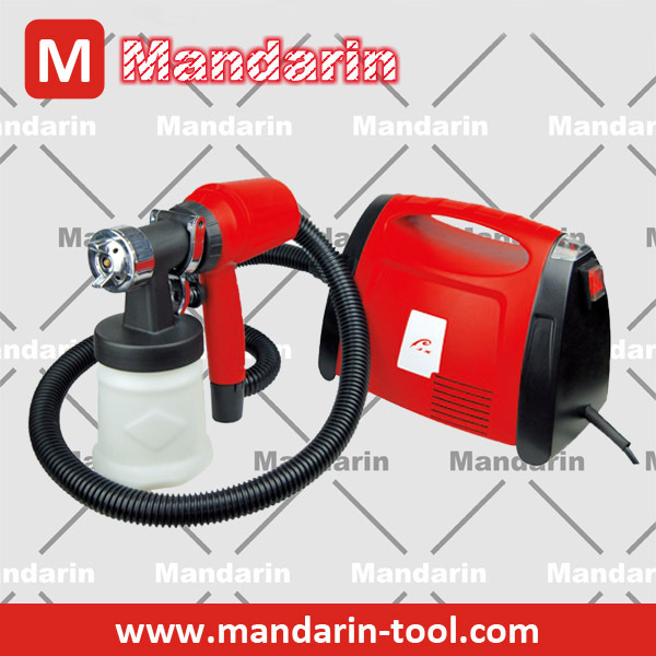 remote control function 800W paint spray gun new design HVLP model