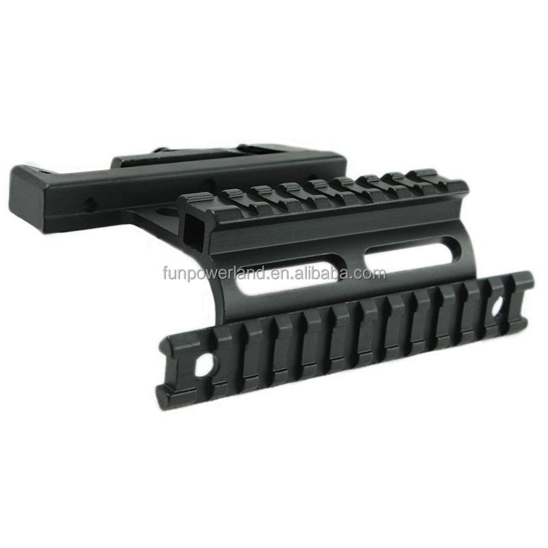 Funpowerland AKs Side Picatinny Rail QD Mount ak 47 manufacturer