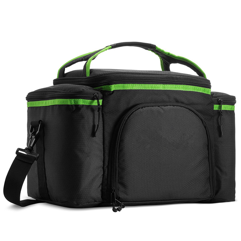 2018 Cooler Bag Large Capacity Picnic Bag Durable, Insulated Tote To Keep Foods And Drinks In The Right Temperature