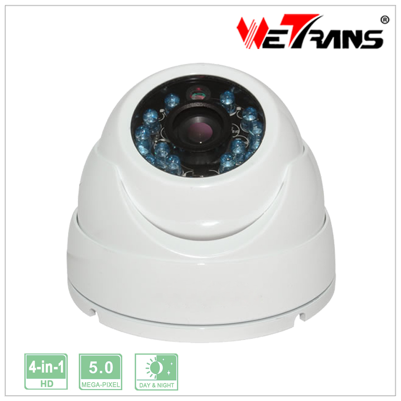 Cheap Sony Fixed 3.6mm Lens 5.0mp Security Camera 4 IN 1 HD Camera TR-X50AD603