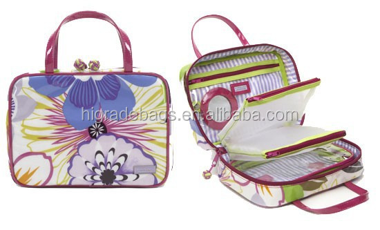 travel cosmetic bag, large cosmetic bag with compartments