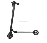 2017 hot selling 6.5 inch E Scooter Folding electrical scooter Portable electric scooter