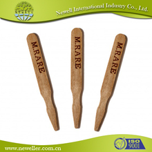 2014 Hot Sell knife teppo bamboo bbq steak skewer With Beautiful Imprint Logo