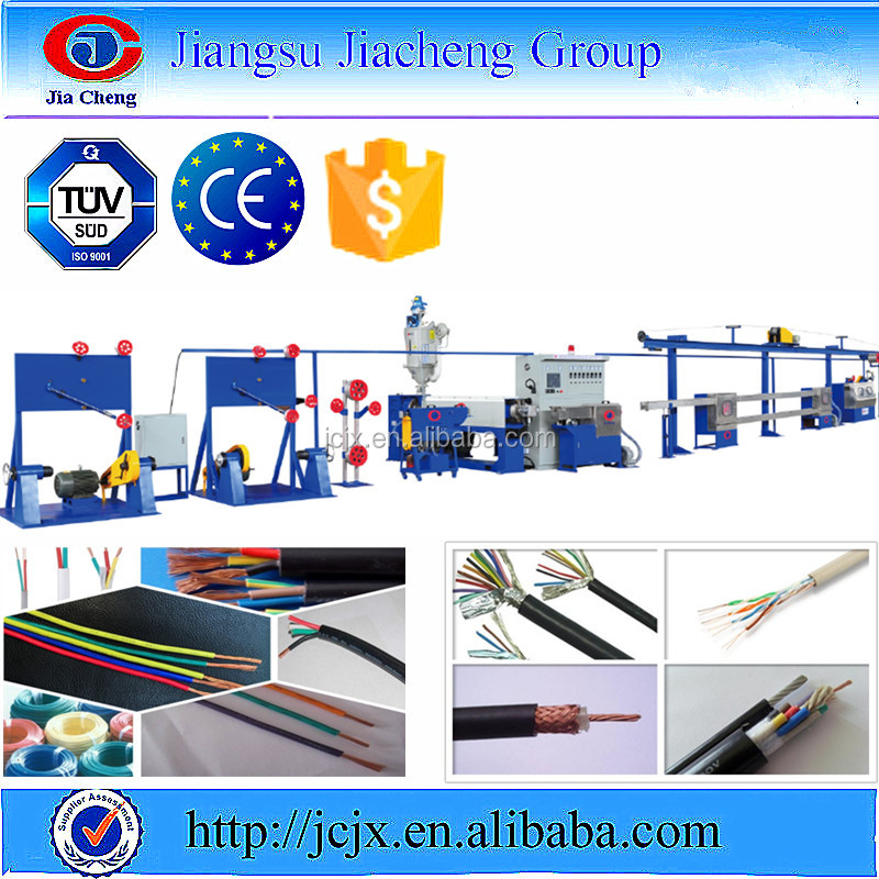 electrical house wiring Insulation Extrusion Machine