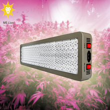 two switches veg bloom full spectrum 600W platinum led grow light hydroponic