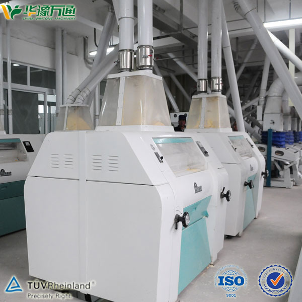 Hot sale automatic corn grain roller mills milling grinder