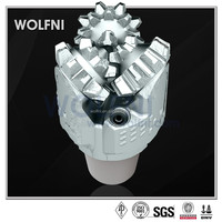 types three cone roller bit/ rock tri-cone drill bit/ tricone bit used for different wells