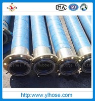 2016 New Product ISO9001:2008 standard cheap large Diameter Rubber Water Hose
