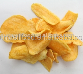 how to make fried sweet potato chips