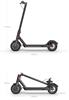 New product 2017 xiaomi m365 mi electric scooter with low price