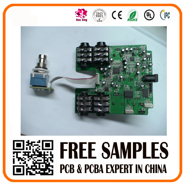Custom Pcb And Printed Circuit Board Assembly