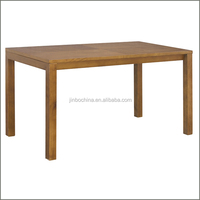 Cheap price long narrow dining room table
