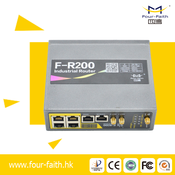 F-R200 4g wifi router outdoor m2m wireless cctv modem wifi pos 4g router for camera