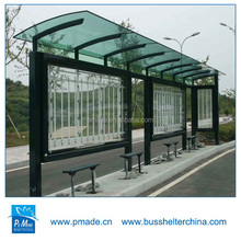 PMADE custom made bus stop design