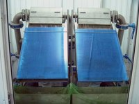 Self-Cleaning Screen Unit (UFS)