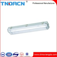 Three anti-light Waterproof and dustproof anti-corrosion plastic explosion proof fluorescent light
