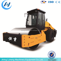 Heavy Duty Three Wheel Static Road Roller 8 to 10 Tons Capacity - LUHENG