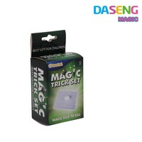 wholesale cheap magic egg and silk magic trick for children