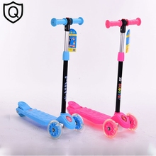 Factory price cheap trick scooters 3 in 1 kids flicker scooter for children