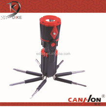 QC-175B Ningbo Dike 8 in one screwdriver/tool kit with tape and leveling instrument