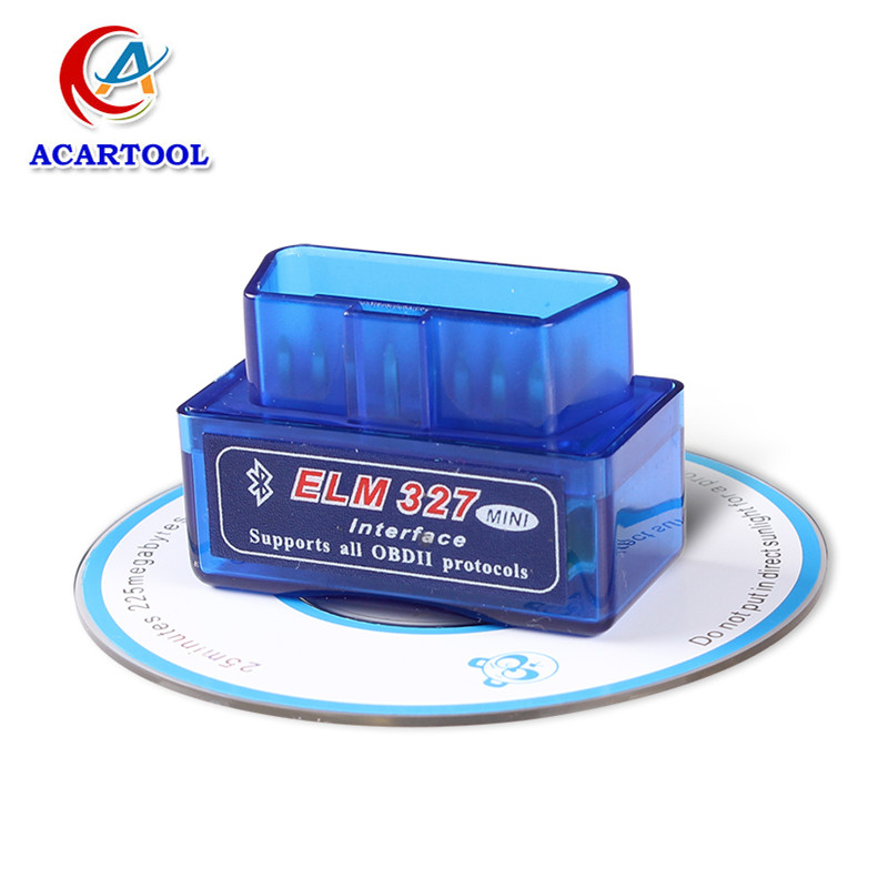 2015 Latest Version Super Mini ELM327 Bluetooth V2.1 OBD2 Scanner ELM327 OBD 2 Car Diagnostic Interface