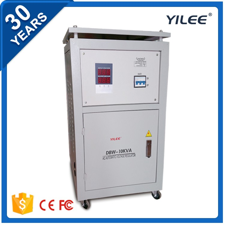 Home DBW voltage regulator stabilizer for refrigerator