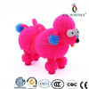 cute stress animal mini kid toy Poodle