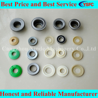 dust proof/water proof conveyor roller labyrinth seals with bearing housing