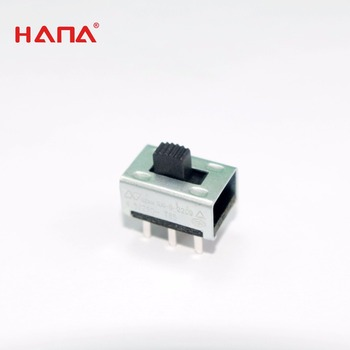 HANA 250VAC 9A 2 position professional slide switch
