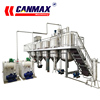 2018 Factory Direct Supply Vegetable Oil Refinery Equipment, Soybean Oil Refining Machine in USA