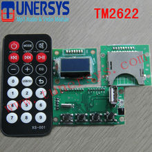dj equipment TM2622 mp3 sound module from Tunersys