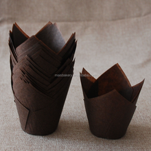 Nordic Greaseproof Large Tulip Baking Cups