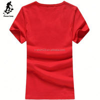 China factory wholesale white women clothing t shirts