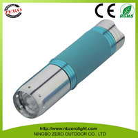 High quality best price Fast 1W LED Track Flashlight Torch