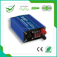 High Frequency Intellogent 150W 300w 600W Peak power for homage Single phase inverter with pure sine wave