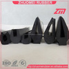 U Channel Rubber Belt Conveyor Components